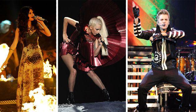 MTV EMA 2011 | Show